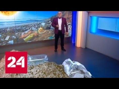 Вода отравлена? Ученые нашли в Неве микропластик - Россия 24