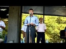 Регіонал Гончаренко агітує за Януковича та російську мову, серпень 2009. тетянависоцька365