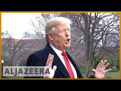 🇺🇸 🇷🇺 US-Russia probe: Trump claims 'absolute right' to pardon himself   Al Jazeera English