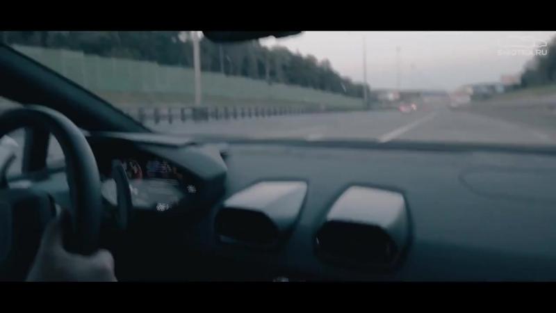 Тест-драйв от Давидыча. Lamborghini Huracan