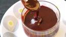 Chocolate ganache with cocoa powder / Instant chocolate Ganache