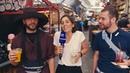 Telelavive: Conan Osiris não teme a comida de Israel   Eurovisão 2019