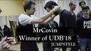 1st Winner UDB '18 Jumpstyle Championship MrCovin