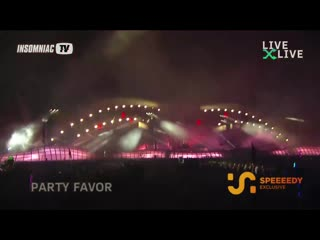 Party favor -  live @ edc las vegas 2019