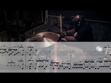Drum Transcription Chris Coleman and Dave Weckl on 'Higher Ground'