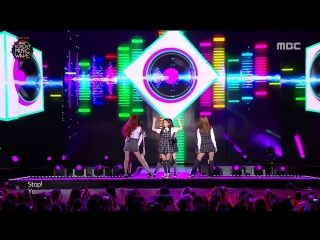 [Korean Music Wave] (G)I-DLE - Hot Issue ,(여자)아이들 - 핫이슈, (4minute Cover) DMC Festival 2018