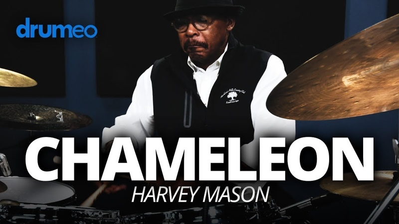 Harvey Mason performs Chameleon by Herbie Hancock