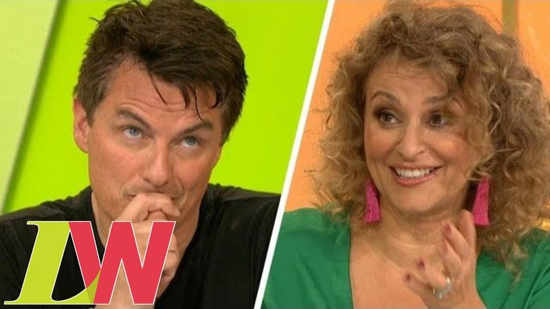 Is It Ok to Call a Child Gorgeous | Loose Women with John Barrowman