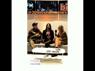 Jared and Shannon Leto | Interview to bigFM