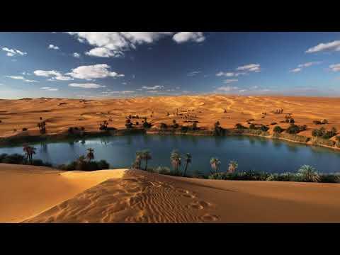 Музыка для души Красота Природы Пустыня