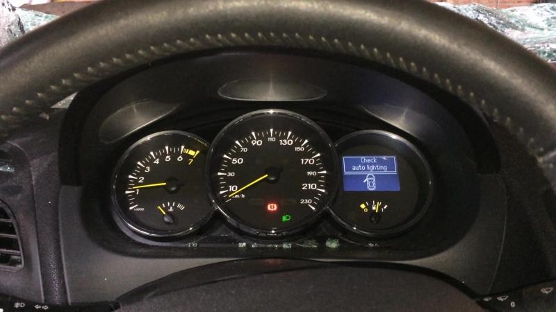 В разборе Renault Megane 3 (Рено Меган) ДВС 1.6 106л.с. К4MV838 / МКПП Хетч 2011г(до рестайл)