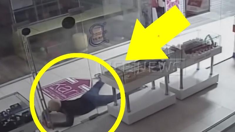 Чудик в магазине! Смеялись все! Это надо видеть! Смешные моменты в супермаркете! Скрытая камера