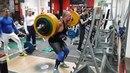 Приседания 205 кг с остановкой в глубоком седе 1 1 Paused back squats 205 kg 1 1