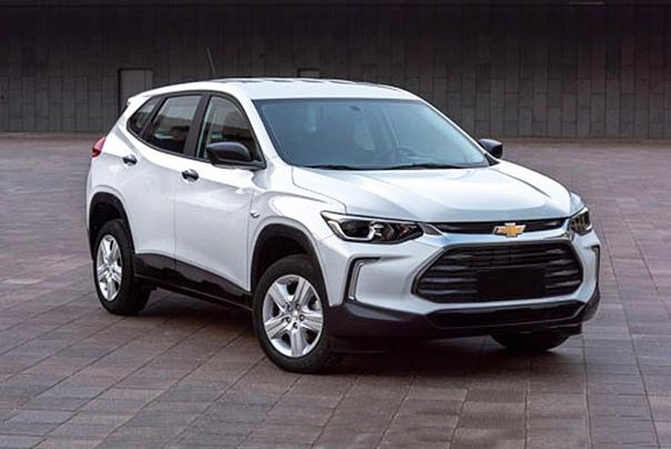 Новый кроссовер Chevrolet Tracer: первые фотографии Фото: autohome.com.cn компания ChevroletНа российском рынке Chevrolet Tracer толком не известен: у нас этот паркетник появился в продаже уже