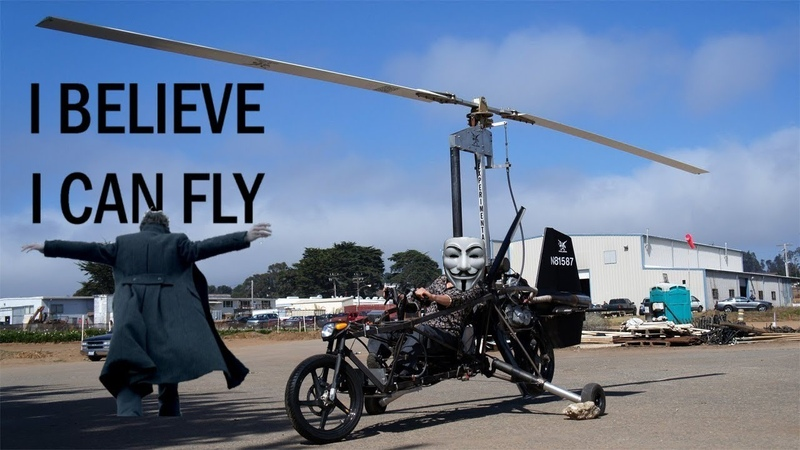 The ONLY 5 Bikes That Actually can Fly