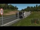Путь дальнобойщика - Первая серьезная авария 2