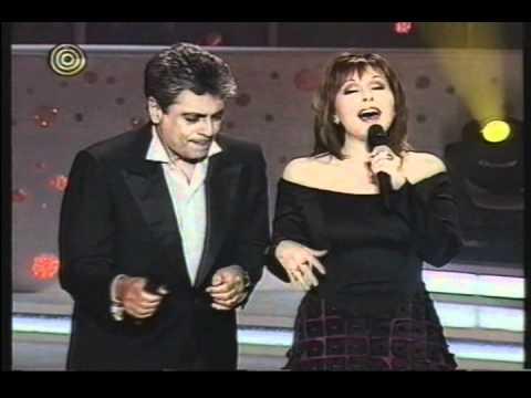 ירדנה ארזי ואנריקו מסיאס - הפרח בגני Enrico Macias Yardena Arazi - Perah Begani