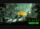 18 Шон играет в Aliens versus Predator PC 2010