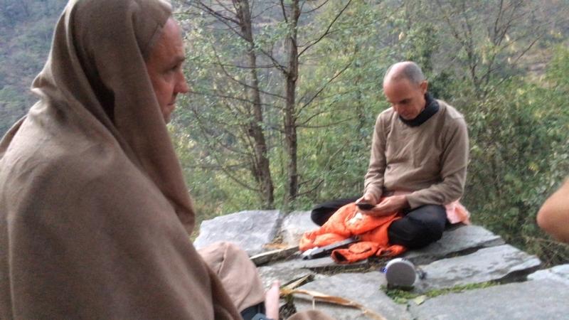 Путешествие в Гималаи к Муктинатху. День первый. Часть вторая