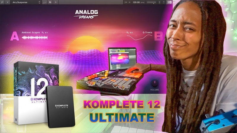 KOMPLETE 12 ULTIMATE || ANALOG DREAMS DEMO