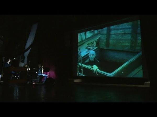В Могилеве показали немой фильм «Носферату, симфония ужаса» [БЕЛАРУСЬ 4| Могилев]