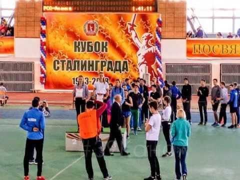Анапские юниоры завоевали медали на Первенстве ЮФО по легкой атлетике