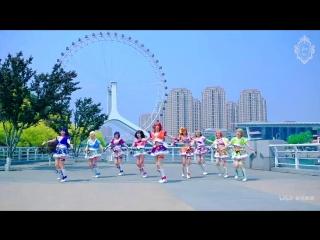 【秘鏡】夏色えがおで1,2,Jump! PV再現して踊ってみた ~放て!夏の夜の花火!~ sm33433485