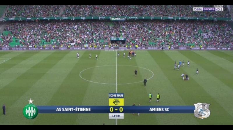 Saint-Étienne vs Amiens