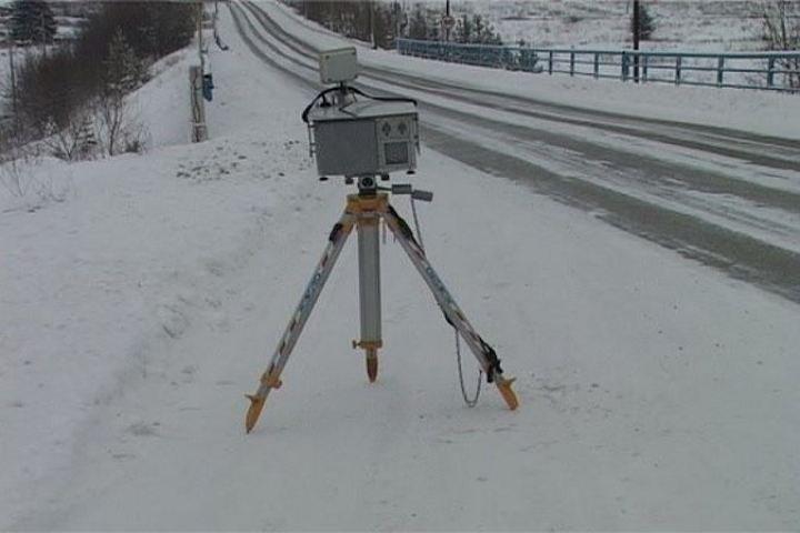 На дорогах Марий Эл работают камеры фото-видеофиксации нарушения скоростного режима