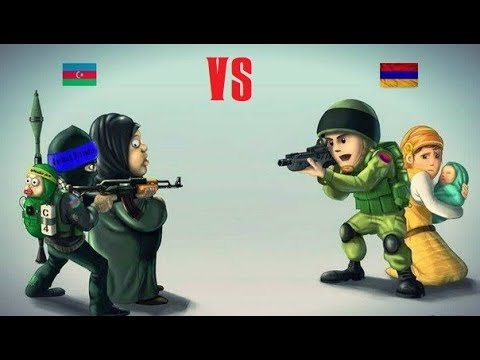 Армения vs Азербайджан: Азербайджански ПРОВОКАТОР🐏