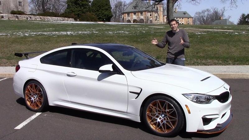 Стоит ли BMW M4 GTS двойной цены BMW M4?