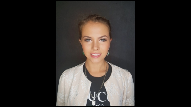 Карина - экспресс макияж
