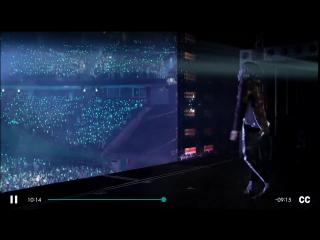 Taemin OFF-SICK on track Making Film (screen recorded)