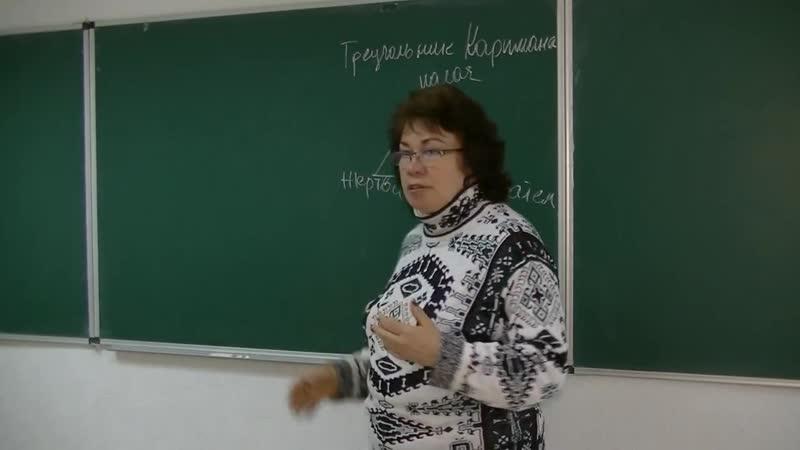 Треугольник Карпмана. Психолог Наталья Кучеренко. Лекция № 11