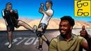 КАК БЬЁТ ДЖОН ДЖОНС? Стопорящие удары ногами и комбинации в УШУ САНЬДА с Киселевым и Горским