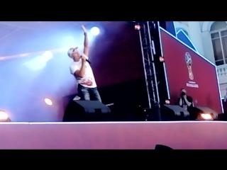 Концерт Олега Газманова в Нижнем Новгороде. 19 июня 2018 года