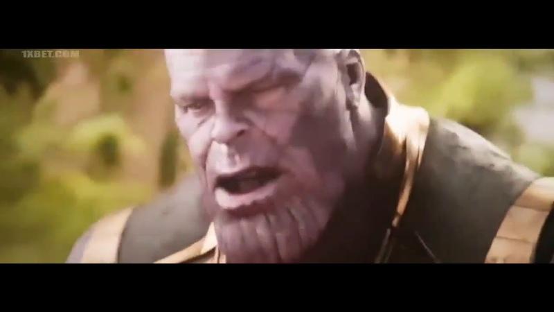 Танос против Тора (Мстители - война бесконечности)