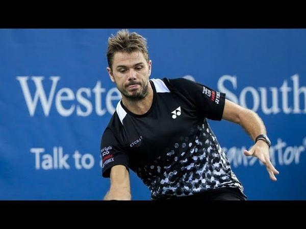 Wawrinka vs Nishikori Highlights | Cincinnati Masters 2018 | Round of 32