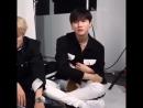 Kyun with puppy