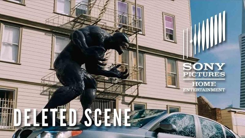 VENOM Car Alarm DELETED SCENE Sneak Peek! Now on Digital!