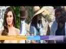 Megan Fox Belgesel Çekimleri İçin Çanakkalede Magazin D Yaz