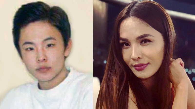 Male To Female Transition Belguun Batsukh Boy To Girl