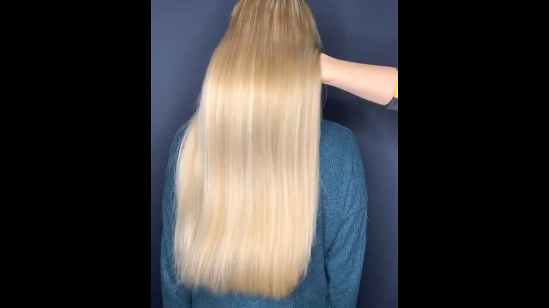 Наращивание волос 135 капсул