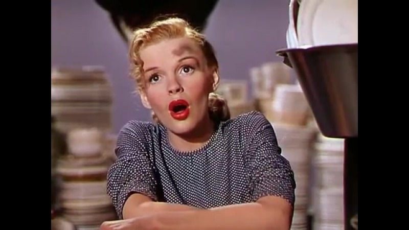Judy Garland - Look For The Silver Lining (Till The Clouds Roll By, 1946)