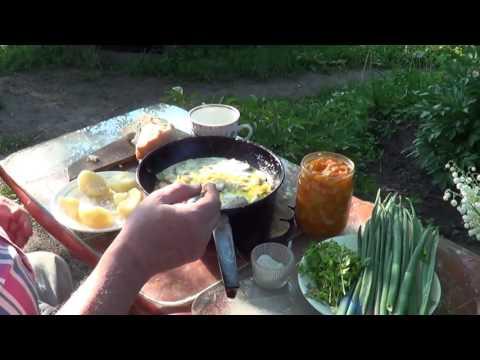 Праздничный обед на 9 мая