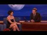 Evangeline Lillys Ear Fetish - CONAN on TBS