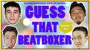 Game: Guess That Beatboxer Gene Elisii vs Heat Trung Bao