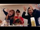 180606 Red Velvet @ V LIVE [рус. саб]