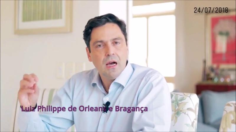 Príncipe Luiz Philippe de Orleans e Bragança - Uma Nova Constiuição Brasileira