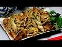 Chicken Japanese Soba Noodle Stir Fry